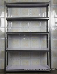 Los depósitos ajustable de metal ligero ángulo ranurado estanterias