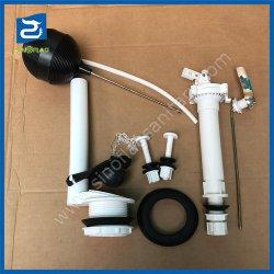 뜨거운 판매 2피스 화장실 탱크 욕실 플러시 밸브 착용 남아메리카
