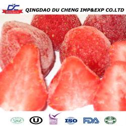 Großverkauf gefriertrocknete Erdbeere-vollständige gefrorene Erdbeere