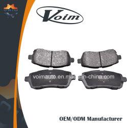 Aluguer a pastilha do freio fabricantes para Mazda/Ford pastilhas e discos razoável dos preços