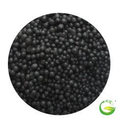 Composé de vente chaude Fertiliers organique acide humique de matières premières granulaire