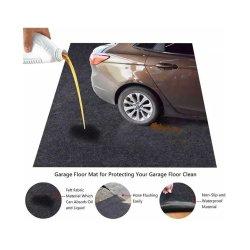Mehrfachverwendbares/haltbares/wasserdichtes – Schützt Garage-Fußboden-Oberfläche – Garage-System-Matte – Fußboden-Matte für Golf-Karren, ATV' S, Motorräder