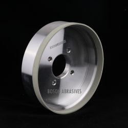 Mole vetrificate figura del diamante della tazza per gli strumenti di PCD