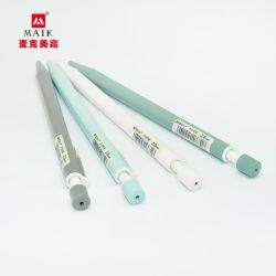 2mm de chumbo metálico de porta-lápis de grafite mecânica automática com o Afiador da Faca