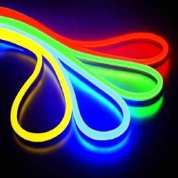 LED 네온 글자용 2835 12V LED Flex Neon (흰색 빨간색 녹색 노란색 파란색)