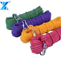 12mm 3300kgs Mbl cuerda de nylon / estática de la cuerda de la cuerda de escalada / /la cuerda de seguridad