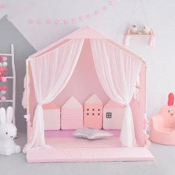 Het Spel van het Huis van de Tent van kinderen huisvest Jongen Baby0 van het Huis van het Meisje van het Stuk speelgoed van de Prinses de Binnen