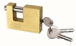 Lucchetto d'ottone del portello di sicurezza di rettangolo dei prodotti della fabbrica