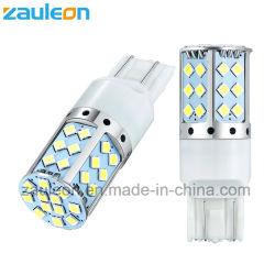 T20 7443 차 테일 빛 브레이크 정지 리버스 DRL 램프를 위한 7440 W21/5W W21W LED 백색 1360lm