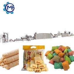 De goede het Vullen van de Kern van de Smaak Machine van Snacks/de Gepufte Lijn van de Verwerking van Snacks