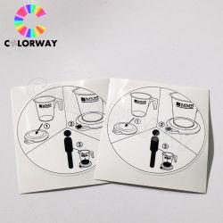 개인적인 인쇄 매일 제품 자동 접착 레이블