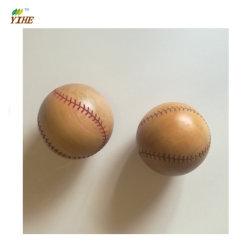 De houten Gift van het Honkbal die van Stevig Hout met de Draad van de Gravure wordt gemaakt