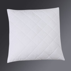 공장 가격 소프트 터치 푹신한 빨 수 있는 건강 폴리에스테에 의하여 누비질되는 베개