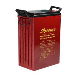 Cspower 6V420ah tiefe Hochtemperaturschleife-Solargel-Batterie/Energie-Speicherbatterie für Sonnensystem/Golf-Karre/Kehrmaschine/Pumpe