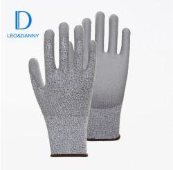 De beschermende Industriële van de Arbeid of van de Arbeid van de Veiligheid van het Werk van de Handschoen Katoenen Materialen van het Nylon of
