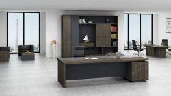 La mélamine Table Office plus récent tableau de la direction de conception moderne et mobilier de bureau 2019 Mobilier de bureau Table Boss de haute qualité