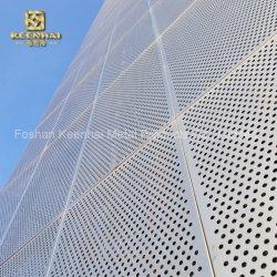 Алюминий стенам наружной стены здания в стиле (КН-CW031)