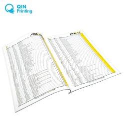 Catalogue de produit de l'industrie Brochure en couleur de l'impression