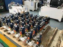 Гидравлический блок питания Electric-Hydraulic комплексной системы управления отходами