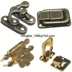 가구 기계설비 자물쇠 캐치, 걸쇠, 토글 래치, 양 경적 자물쇠는, 포도주 상자를 위한 나무 상자 경적 자물쇠, 걸쇠 자물쇠, 보석함, 장난감 상자 등등 걸쇠 자물쇠를 금속을 붙인다