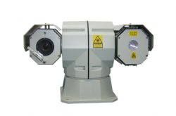 500 m レーザーナイトビジョンセキュリティカメラ CCTV