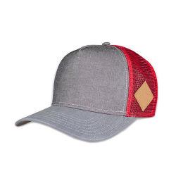자신의 로고 야구 트럭 운전사 메시 모자 모자를 주문 설계하십시오