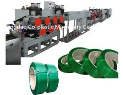 Пластмассовую накладку экструдера машина Пэт ремешок производственной линии