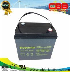 Silla de ruedas batería 6V226AH superventas de la batería Marina de EE.UU. 6V batería de ciclo profundo China