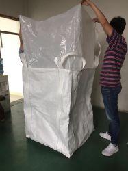 FIBC High-End Ton sacos grandes com funil Duffle Parte Inferior para Transporte