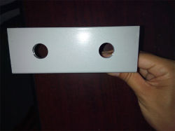 Angle de la forme d'alliage en aluminium extrudé