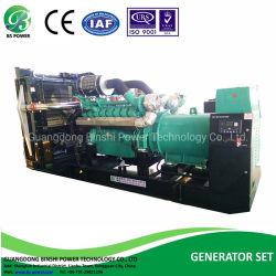20квт-2000квт резервное копирование генераторной установки с маркировкой CE утверждения