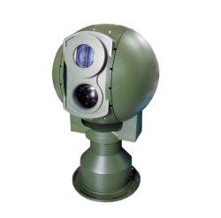 포트 보안 모니터 장거리 열화상 카메라 + 일 비전 카메라