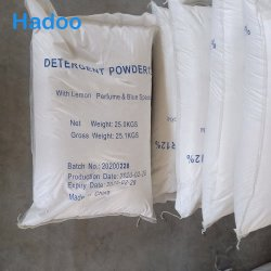 Polvere di lavaggio del detersivo di lavanderia del nuovo di arrivo alla rinfusa pulitore quotidiano dell'universale in grandi sacchetti per sia la lavata della mano che la lavata della lavatrice