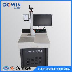 Máquina de Gravação de Marcação a Laser de Fibra de 20 W com Computador