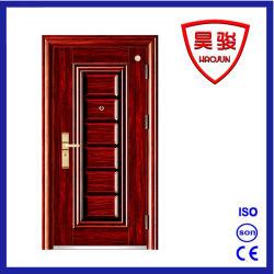 2019新しいデザインプロジェクトのための鋼鉄機密保護の外部ドア