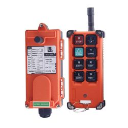 Kran-elektrisches Hebevorrichtung-Steuerdrucktastenschalter-Radio-Kontrollsystem
