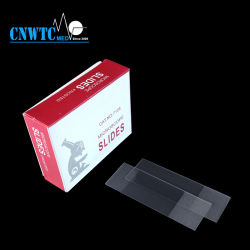 Segel-Marke bereitete 7101 7102 7105 das 7107 Mikroskop-Plättchen vor