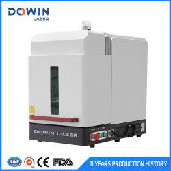 Горячая продажа Китай портативные 20W 30W 50W волокна лазерная маркировка машины для металлических цена