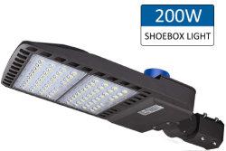 Matériau du corps de lampe en aluminium 150W 200W 250W 300W à LED lampe de la rue pour Stationnement extérieur Route principale de l'autoroute la lumière