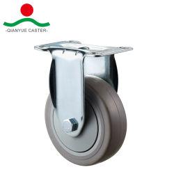 Prezzo poco costoso un tipo rigido rotella a uso medio da 3 pollici della macchina per colata continua di TPR con singolo cuscinetto