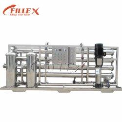 Production de grande taille l'eau minérale RO Solution de traitement des eaux de l'eau de purification de l'équipement de la machine pour l'eau de l'équipement