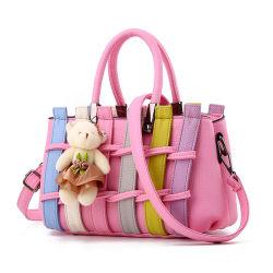 Nouveau Designfashion Sac en cuir de haute qualité PU Mesdames Handbag femmes sac à main