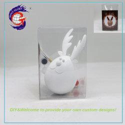 Promotion adolescent Xmas DIY Jouets Metal Craft peinture fer Elfs cadeau pour Noël ornement
