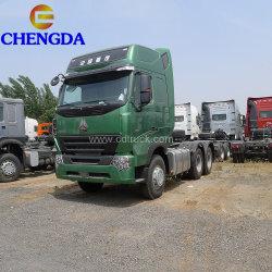 Cnhtc Sino VEÍCULO 6X4 420 CV HOWO A7 o trator para venda