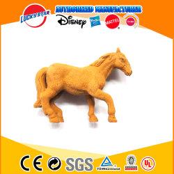 3D Gom en de Stencil van het Paard voor Reeks Stationey