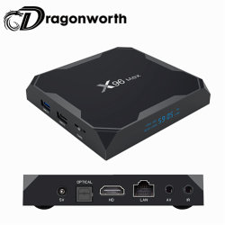 X96 Max S905X2 4GB 32GB Full HD 1080p Net Wholesale TV 박스 4K Android TV 박스 암로직 Android TV 박스 2GB RAM Home Appliance Amlogic