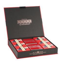 Hot Sale Mooncake boîte décorative Boîte de papier de pliage pour l'emballage Mooncake