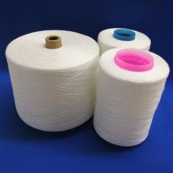 La fabbrica di filati di poliestere colorati e tinti di alta qualità, 100% Vendita diretta all'ingrosso 20 s/2
