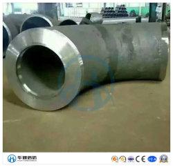 Gradi laminato a caldo dell'acciaio inossidabile 30 gomito stabilito della saldatura da 60 gradi