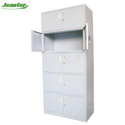 Otobi Möbel in Bangladesh-Preis-billig verwendetem Büro-Stahlwand-Schrank